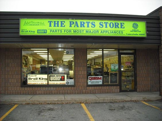 The Parts Store store front
